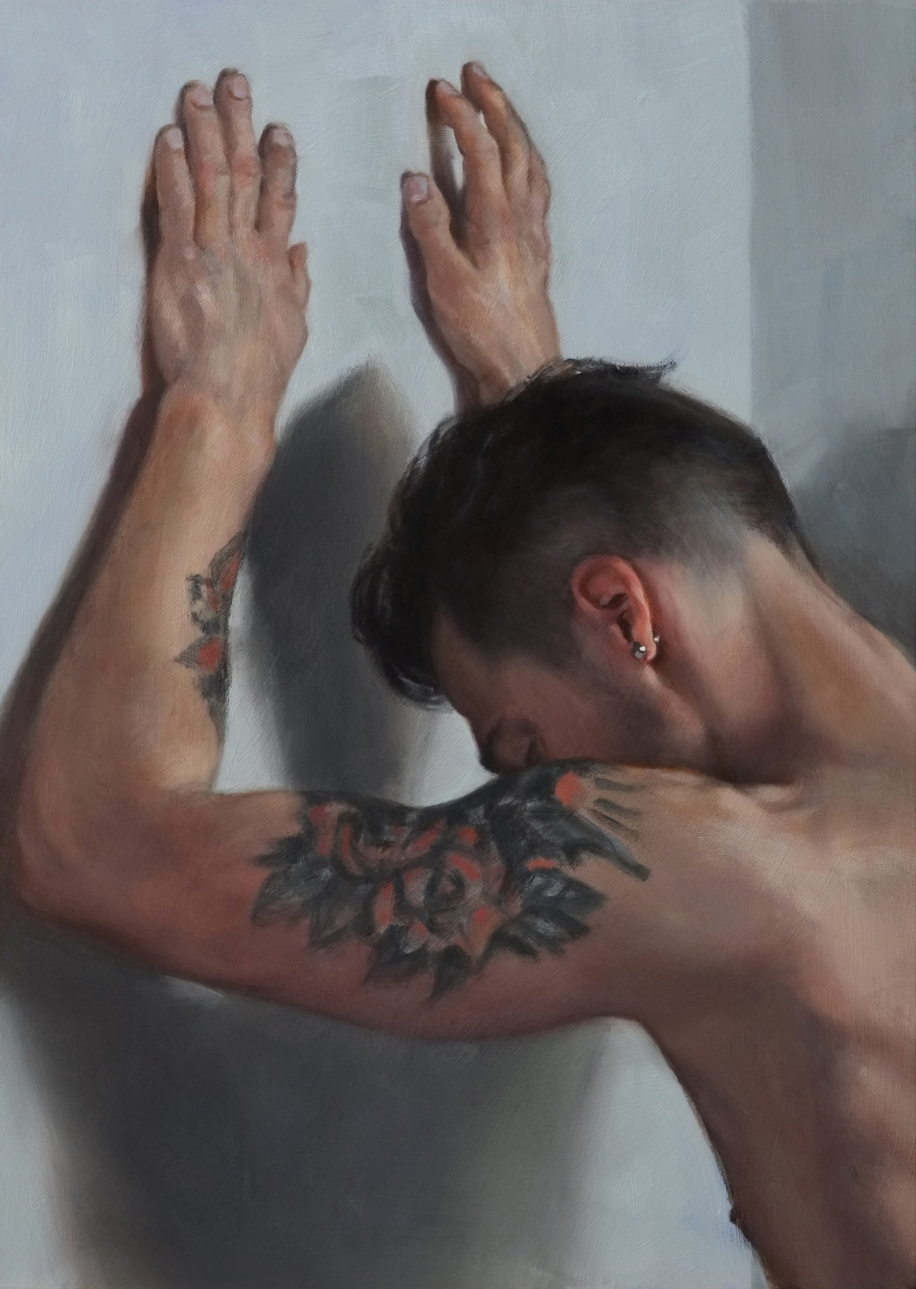 Oil Painting - hashtagartmag | ello
