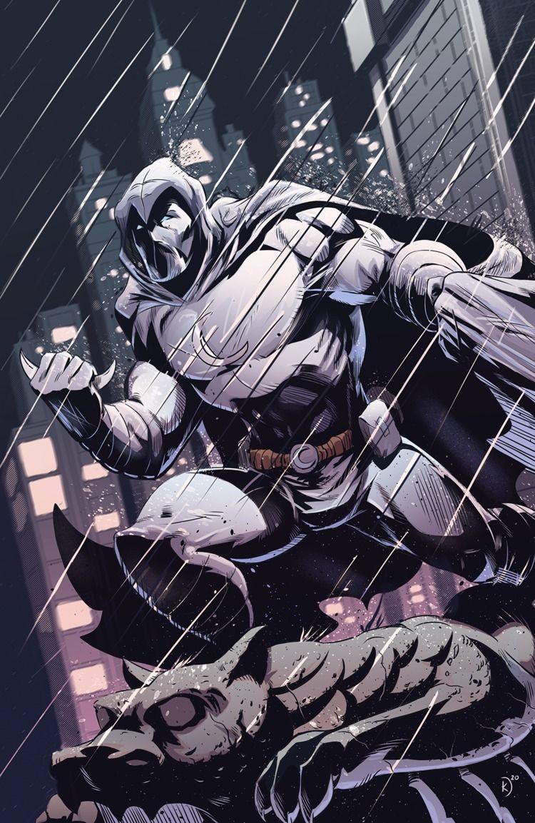 thought Moon Knight interesting - universek | ello