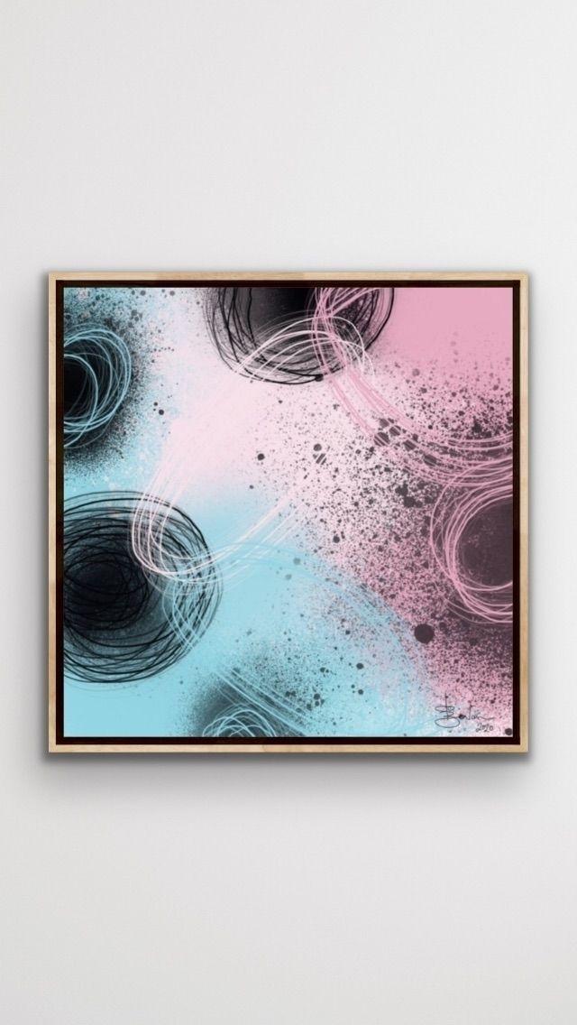 Digital Painting Jo Bevan Print - jo_bevan | ello