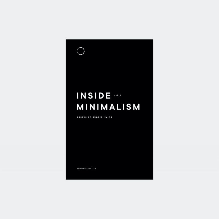 Introducing book: Minimalism Vo - minimalism | ello