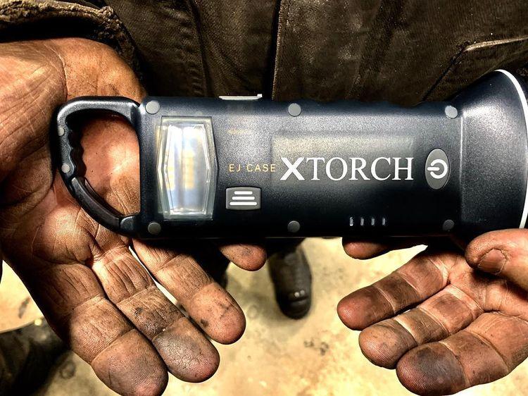 XTorch. Built tough. Solar powe - xtorch | ello