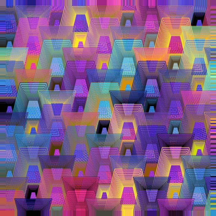 200915.vr  - digital, abstract, texture - alexmclaren | ello