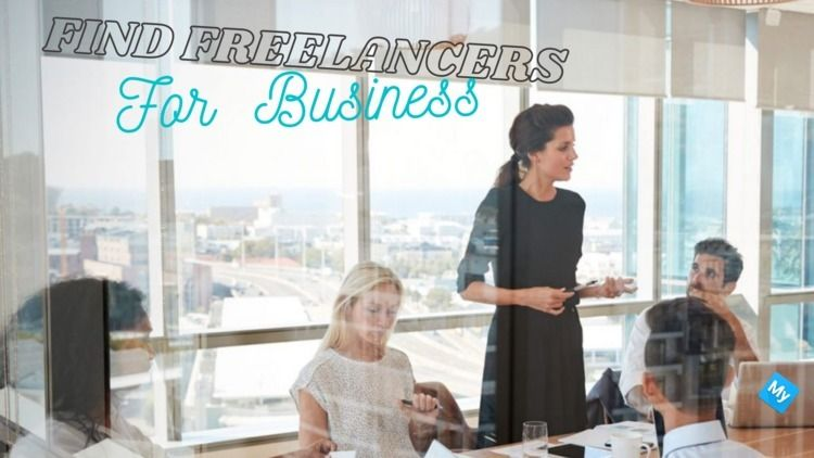 Find Freelancers Business? find - igotmywork | ello