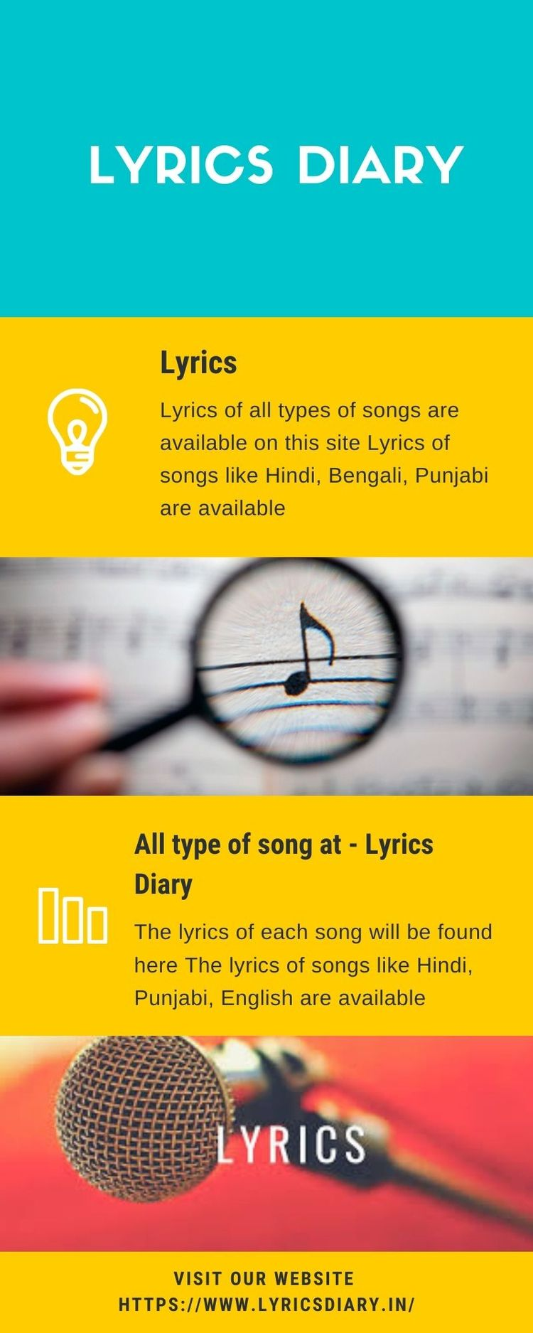 Lyrics Diary types songs site H - lyricsdiary | ello