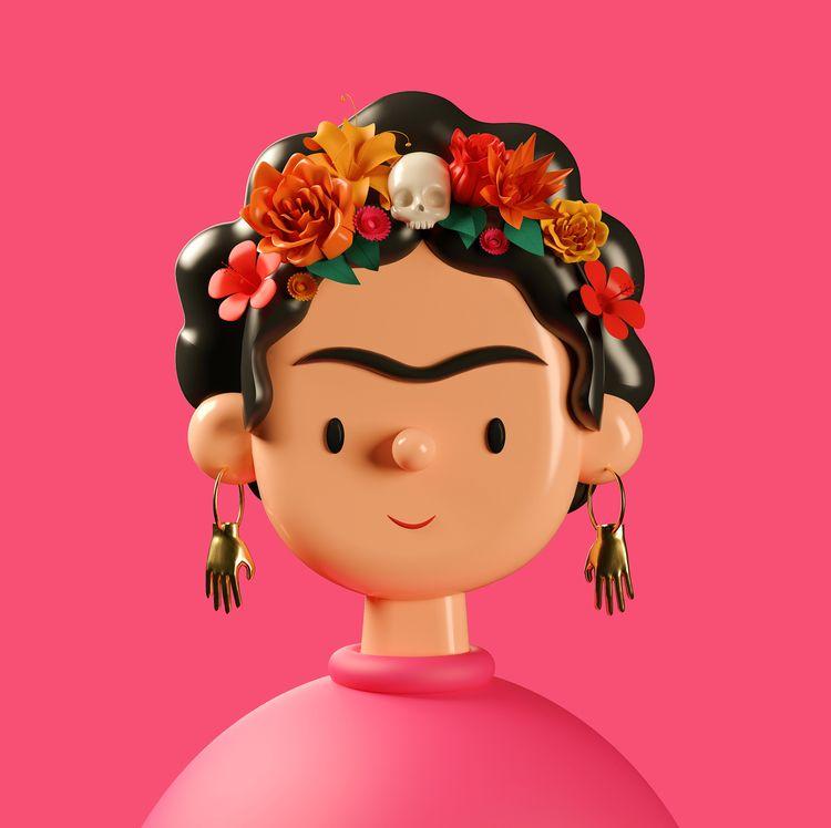 Toy Faces Library — Inspiring E - amrit | ello