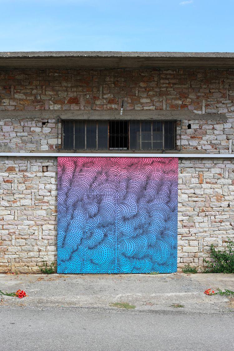 Door, 2020 / door studio Platan - anastasia_papaleonida | ello