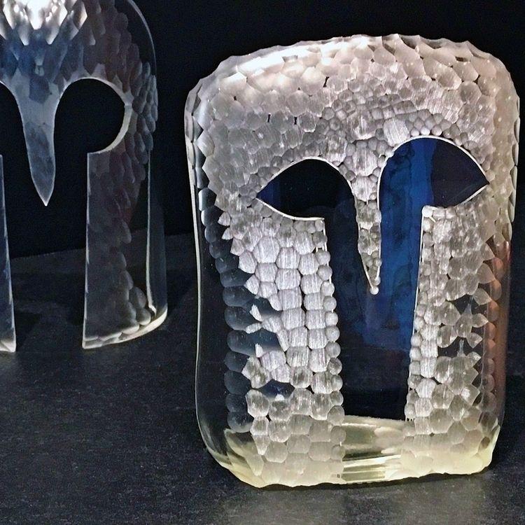Wrote bunch crap glass medium m - thoskite | ello