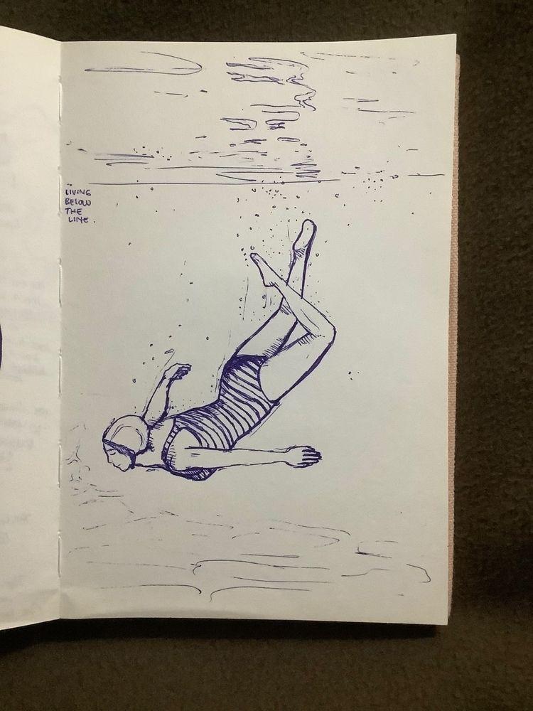underwater - yoantiffany   ello
