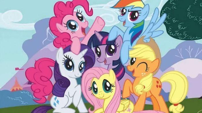 Pony Season 9. years, Pony: Fri - terrymruch   ello