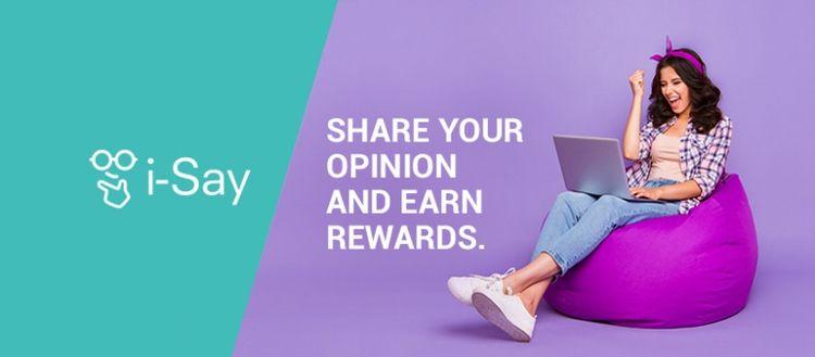 Paid surveys Earn rewards Opini - freebiesloot | ello