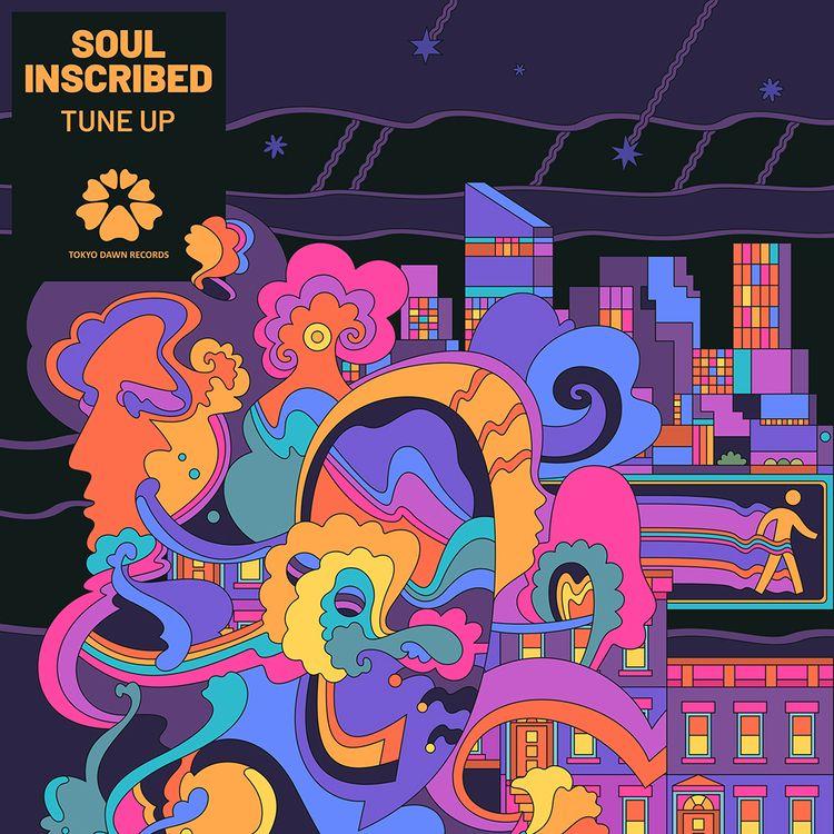 Soul Inscribed - Tune Cover art - mattlyonart | ello