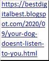 bestdigitalbest Post 06 Oct 2020 14:07:18 UTC   ello