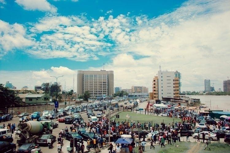 LAGOS NIGERIA YOUTHS STEPPING  - jmgphotography | ello