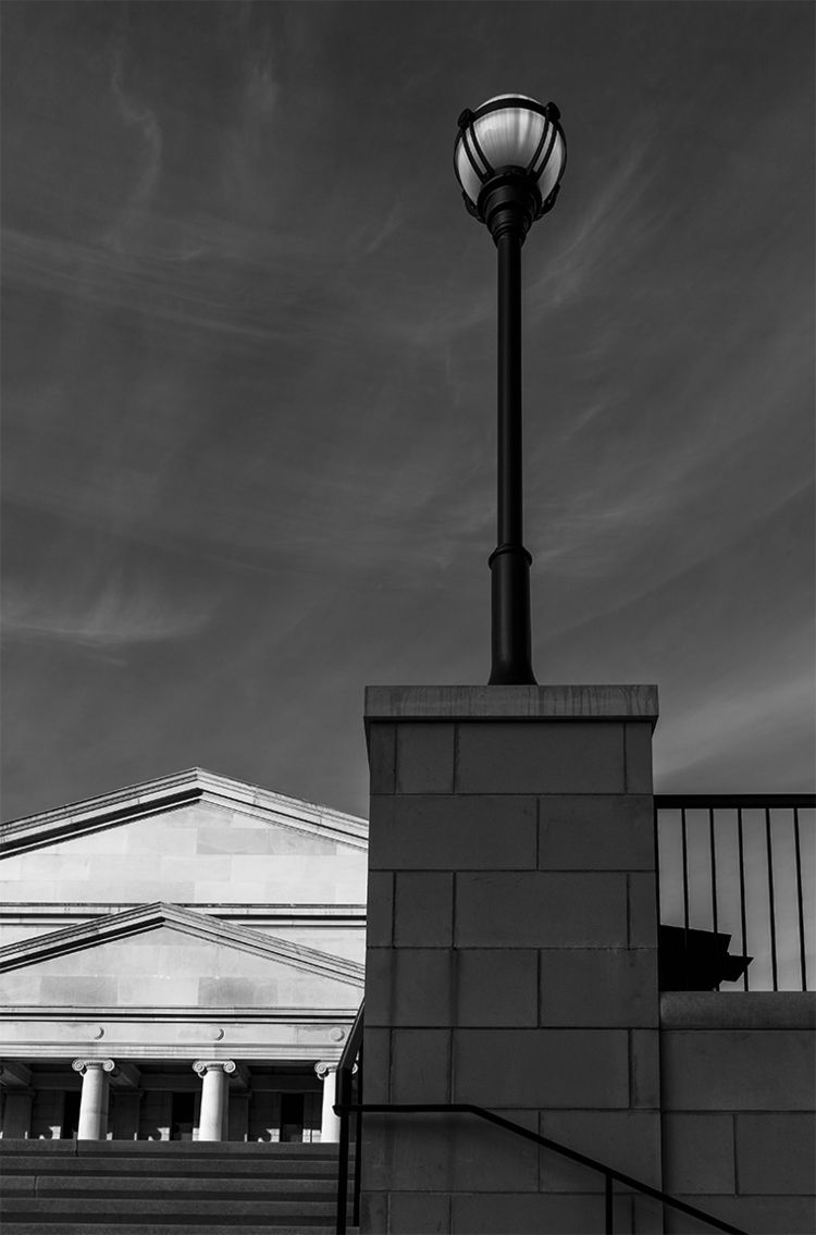 pediments light, Jackson, Missi - frankfosterphotography | ello