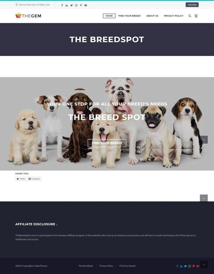 Breed Spot helps educate dog ow - breedspot   ello