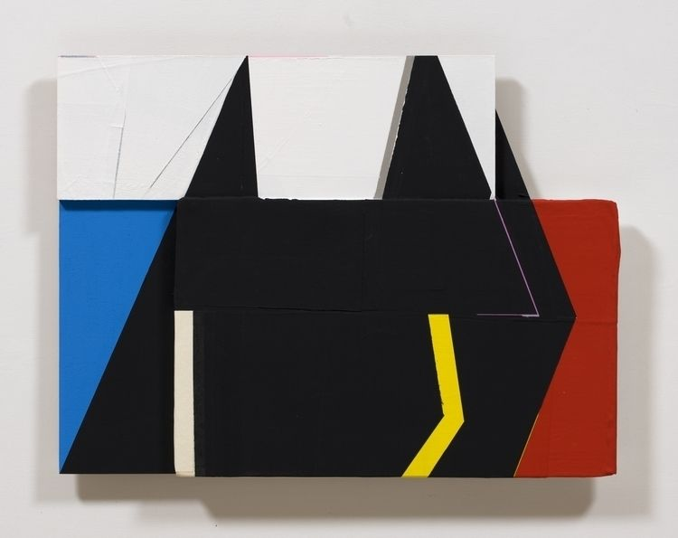 Imp, 2020 Acrylic paper solid w - kazuhirohigashi   ello