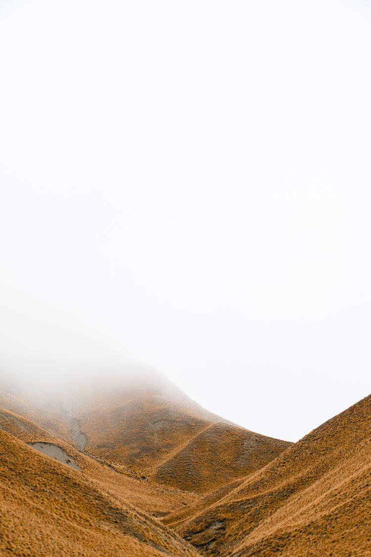 Mountain Study South Island Zea - indie_stones | ello