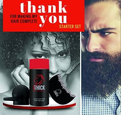 hair fiber total ultimately app - lookthick | ello