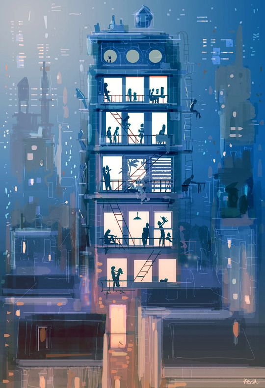 PASCAL CAMPION, artist; story - tailspin711 | ello