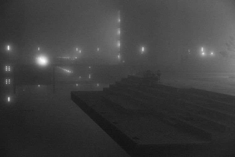Haze. photograph fog Odense, De - vincentwinther | ello