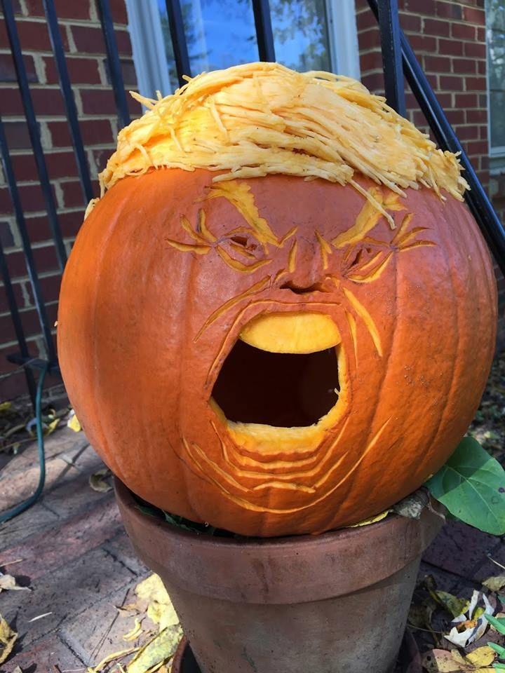 Halloween horrifying carving Tr - bonniegrrl   ello