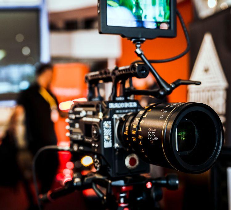 Pictured: Infinite cinematic po - losangelesfilmschool   ello