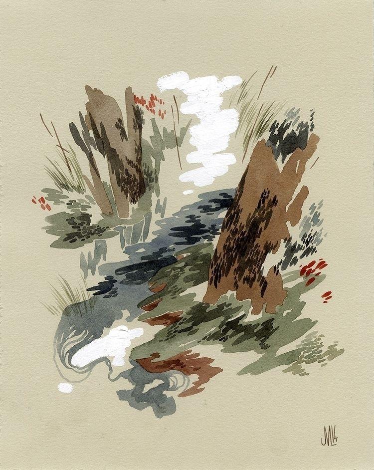 Early landscape [2014 - jacobvanloon   ello