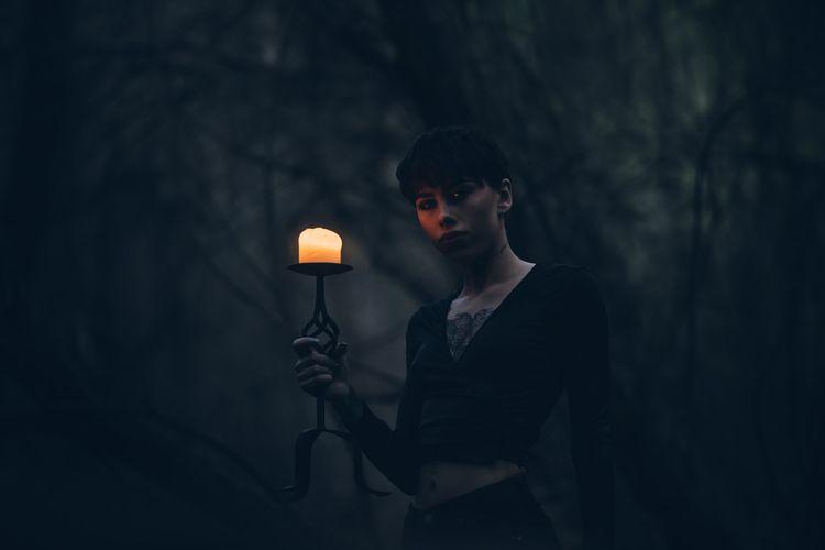spooky, portrait, model, losangeles - ben-staley | ello