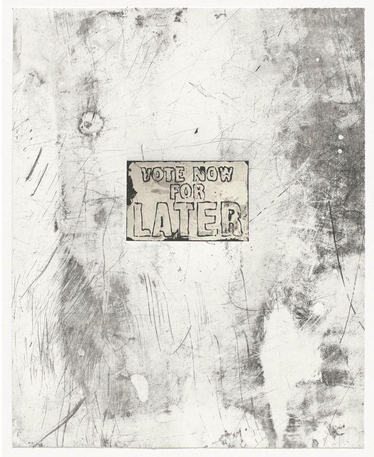 Mark Bradford. Untitled. 2012 B - peligropictures   ello