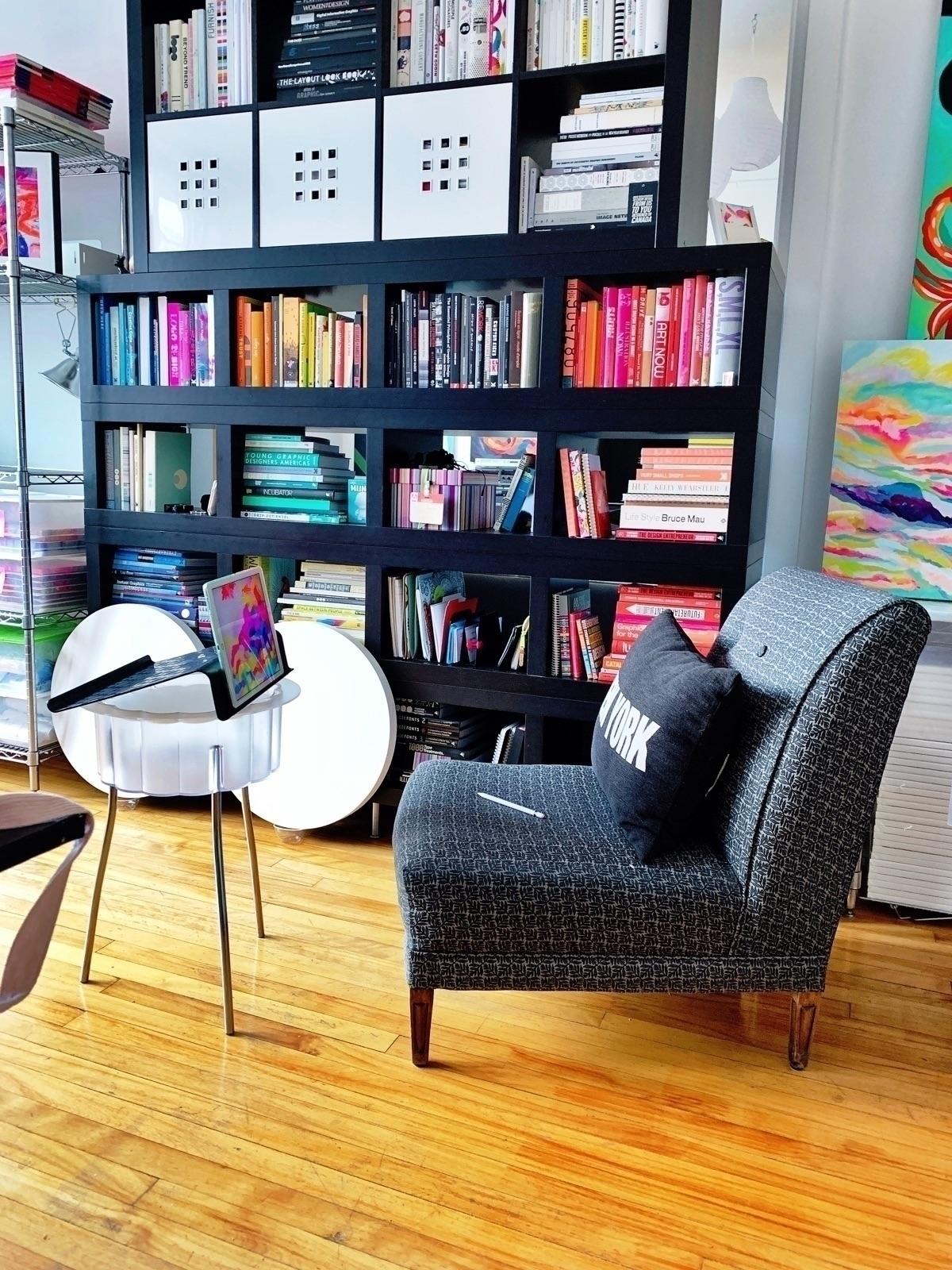 _ makeshift office_ office! cha - cgwarex | ello