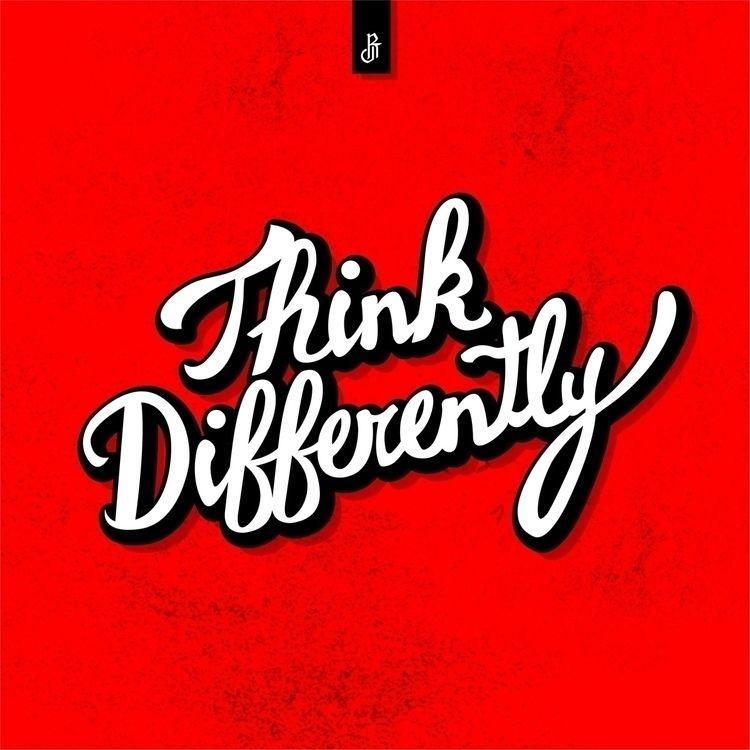 100% Great minds alike, differe - rebecca_jane | ello