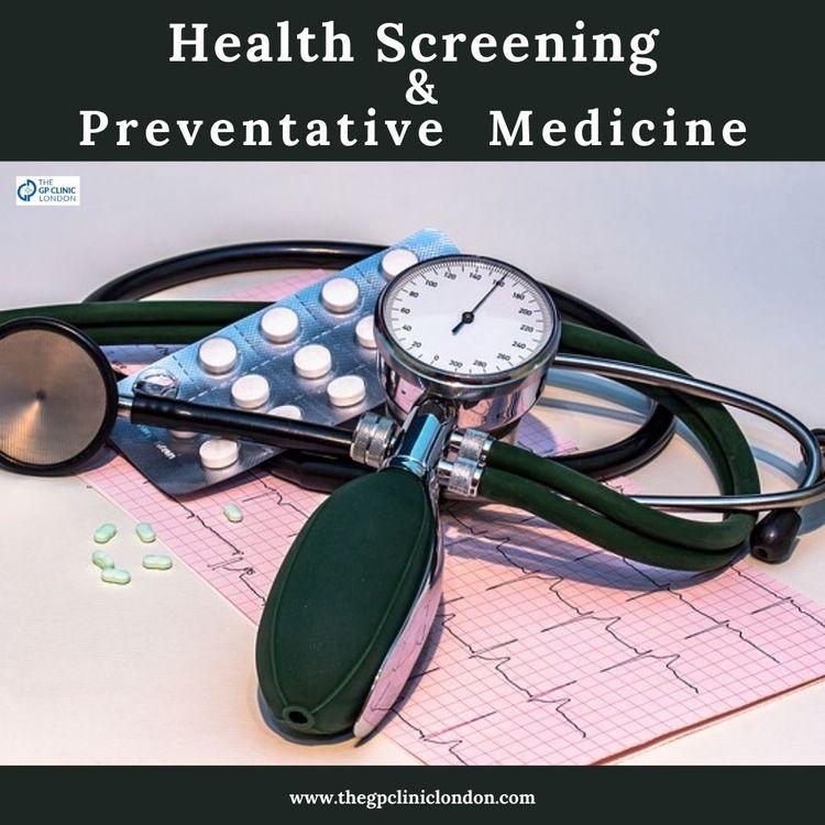 Health Screening Preventative M - thegpclinic | ello