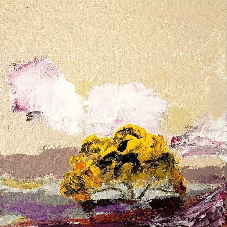 Yellow Tree San Miguel de Allen - artisticojc   ello
