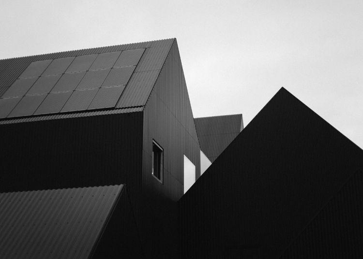 big heart brutalism architectur - minimalissimo | ello
