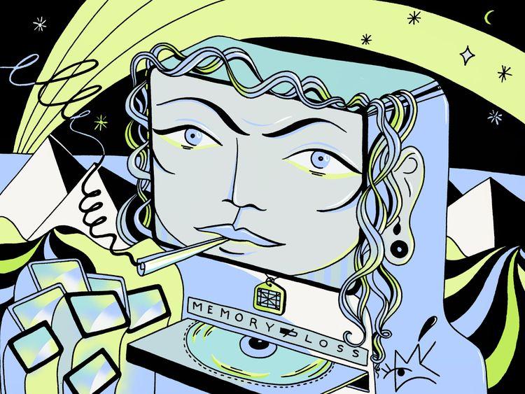 psychedelic side internet - mico_l | ello