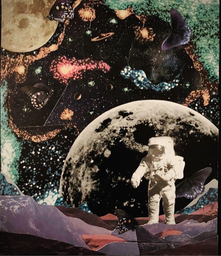 Collage - 83 - jlintonart | ello