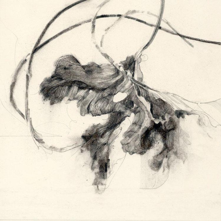 dead leaf rhythm charcoal graph - jamesleechart   ello