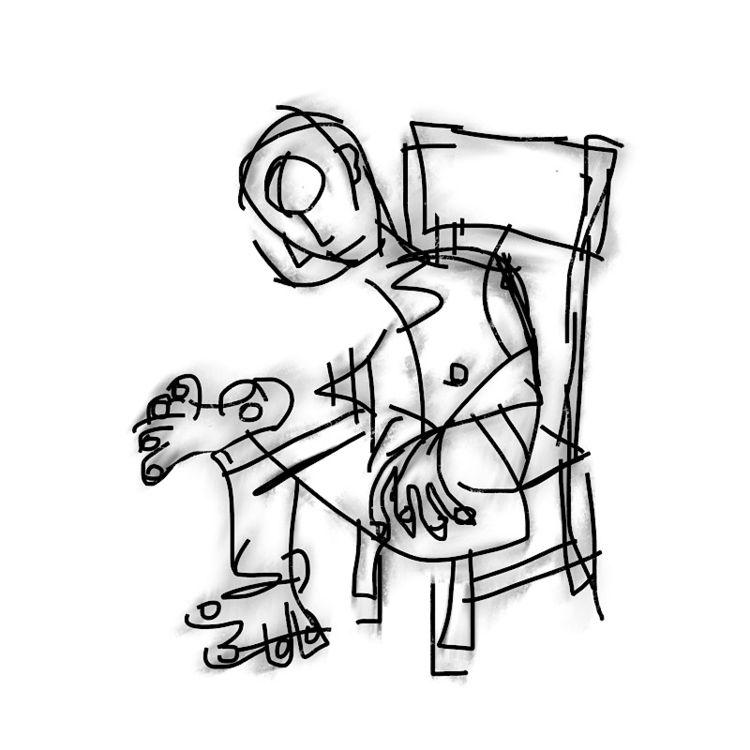 posturing #meditation - chair, sitting - catswilleatyou | ello
