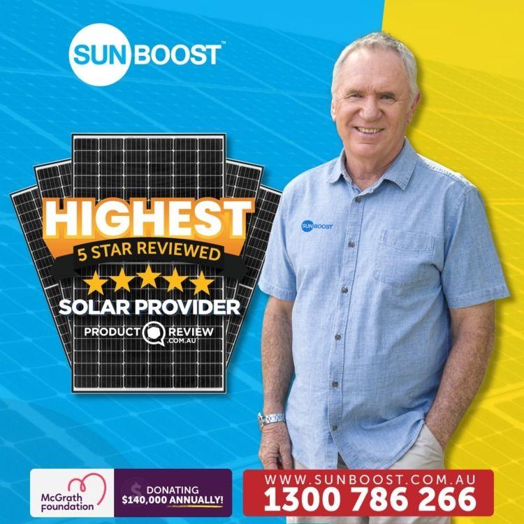 reckoned 'Highest 5 star review - sunboostaus | ello