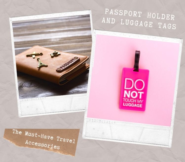 Passport Holder Luggage Tags –  - travelworld | ello