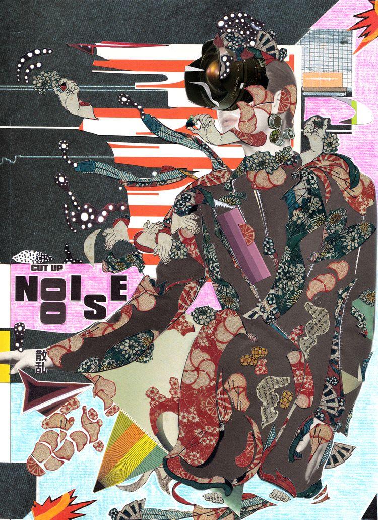 yonosuke handmade collage + pai - tsun-zaku | ello