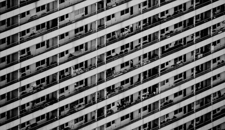 Berlin patterns - architecture, structure - marcelmuecke   ello