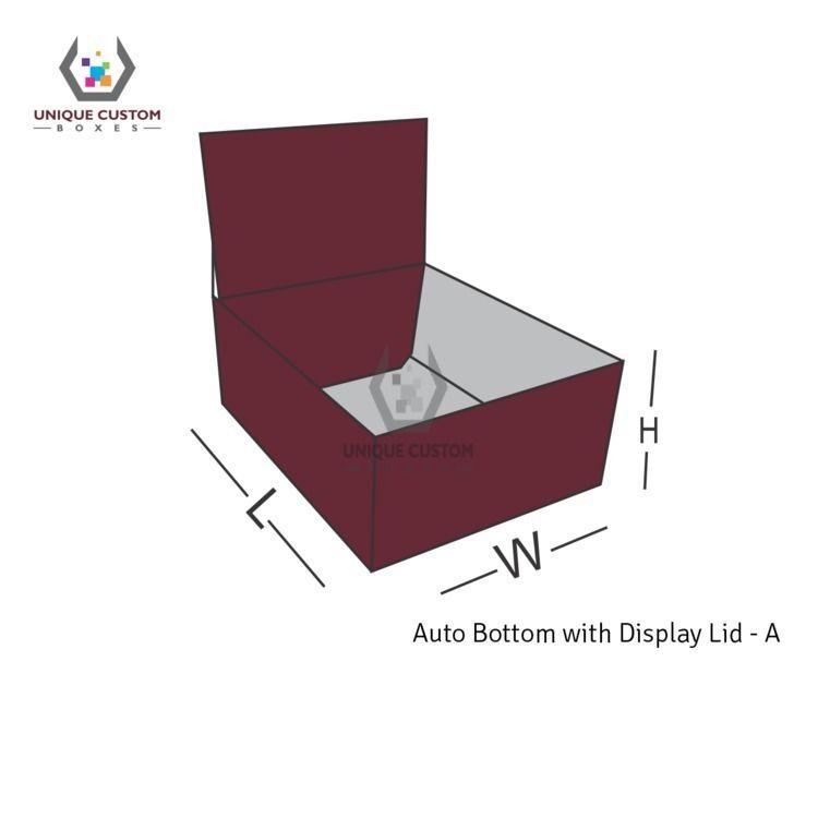 Auto Bottom Display Lid easy as - rubeccaandrew | ello