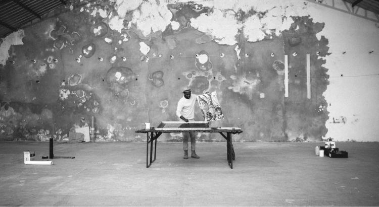 art :camera:Manuel Lino - screenprint - fidelevora | ello