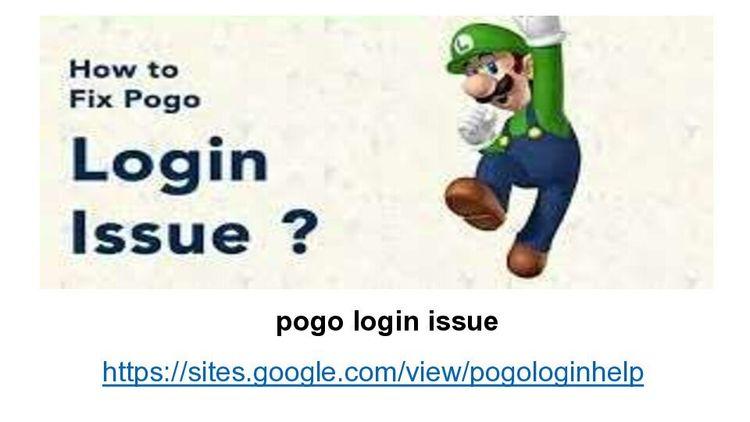 pogo login issue problems? Reso - seinfeldjerry   ello
