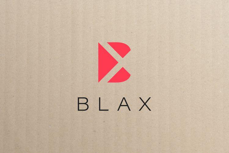 Naming logo de BLAX es una empr - danielasamoi | ello