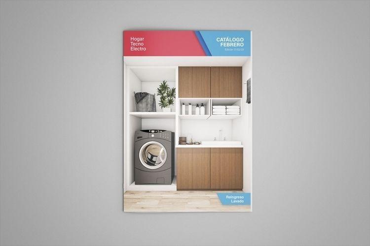 Diseño de catálogo Este product - danielasamoi | ello