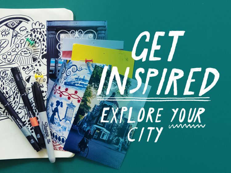 Inspired: Explore City – Online - taptapkaboom | ello