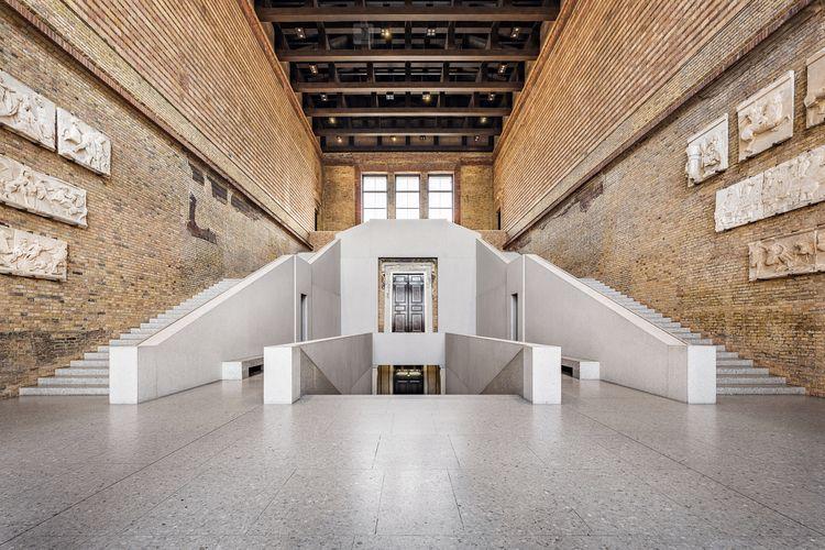 Neues Museum Berlin Fotografisc - phigun   ello