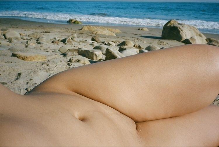 Nude beach - 35mm, film, photography - runningwild | ello